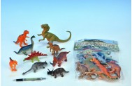 Dinosaurus 10-19cm 9ks v sáčku