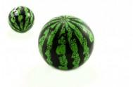 Míč meloun plast 20cm v síťce