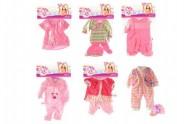 Ubranko Cute Baby dla lalki 20-30 cm, rózne rodz.