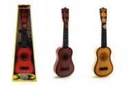 Kytara s trsátkem plast 40cm 3 barvy (1ks v krabici)