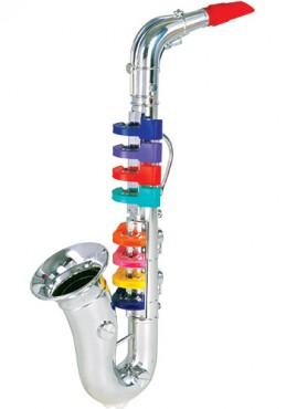 Saxofon 8 notes 42 cm - Renčín Vladimír