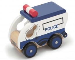 Policejní vůz dřevěný - Renčín Vladimír