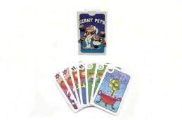 Černý Petr Pojď s námi do pohádky společenská hra - karty v papírové krabičce 6x9x1,5cm - Rock David