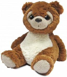 Medvídek plyšový hnědý 28 cm - Renčín Vladimír