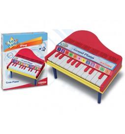 Klavír s 12 klávesami