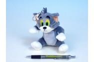 Přívěšek na klíče Tom plyš sedící 12cm Tom a Jerry