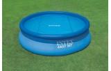 Solární kryt bazénu průměr 4,70 m