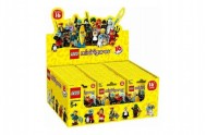 LEGO® 71013 Minifigurky - 16. série plast v sáčku 9x11cm