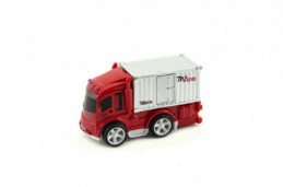 Auto nákladní kov/plast 10cm na setrvačník 18m+ - Rock David
