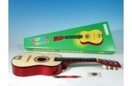 Kytara dřevo 60cm v krabici