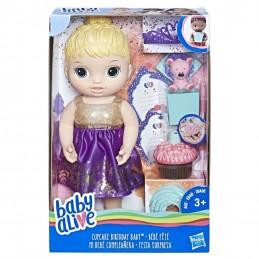 Baby Alive Narozeninová blonďatá panenka - Renčín Vladimír