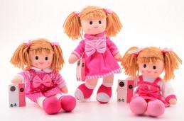 Látková panenka Baby Rose 40 cm - Renčín Vladimír