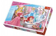 Puzzle Princezny Disney 41x27,5cm 160 dílků v krabici 29x19x4cm