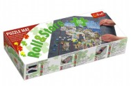 Podložka pod puzzle rolovací 500-1500 dílků v krabici