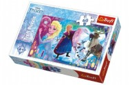 Puzzle Frozen/Ledové Království Překvapení pro Elsu 33x22cm 60 dílků v krabici 21x14x4cm