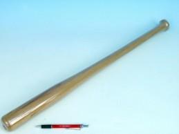 Pálka baseballová dřevěná 66cm - Rock David