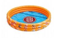 Nafukovací bazén Tatra 122x28cm v sáčku 2+