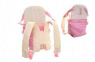 Nosítko pro panenku/miminko v plastové tašce 27x31x5cm