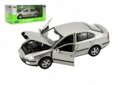 Auto Welly Škoda Octavia kov/plast 1:24 v krabici 23x10x11cm - Rock David