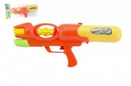Vodní pistole plast 52cm v sáčku - Rock David