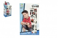 Sada tetování v sáčku