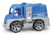 Auto Policie Truxx s figurkou plast 29cm 24m+