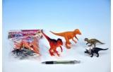 Dinosaurus plast 4ks v sáčku