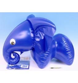 Slon nafukovací pískací 76x53cm od 24 měsíců Fatra