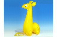 Žirafa nafukovací 65x100cm od 24 měsíců Fatra