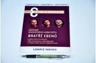 Bratři Ebenové 3 Ebeni v zahradě DVD