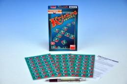 Kris Kros cestovní společenská hra v krabičce - Rock David