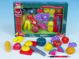 Ovoce a zelenina krájecí plast v krabičce - Rock David