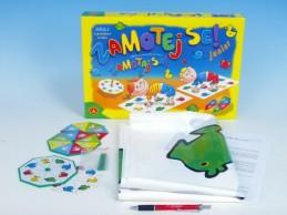 Zamotej se! Twister společenská hra v krabici 37,5x26,5x5,5cm - Rock David