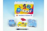 Písmenko k písmenku 2 společenská hra v krabici
