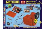 Stavebnice MERKUR 2.2 Pohony a převody v krabici