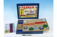 Stavebnice MERKUR Classic C04 183 modelů v krabici 35,5x27,5x5cm