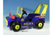 Auto Policie 4x4 šlapací
