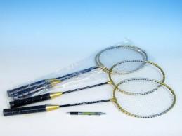 Badmintonová souprava KOV v sáčku - Rock David