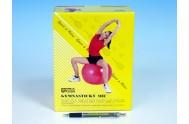 Gymnastický míč relaxační 65cm v krabici