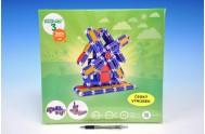Stavebnice Seva 3 plast 537ks v krabici 35x33x5cm