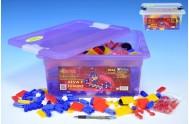 Stavebnice Seva 3 Jumbo plast  v plastovém boxu