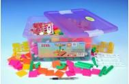 Stavebnice Seva Přijela pouť Jumbo v plastovém boxu