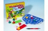 Kloboučku, hop! společenská hra v krabici 23x18,5x3,5cm