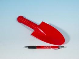 Rýč/Lopatka plast 25cm 4 barvy od 12 měsíců - Rock David