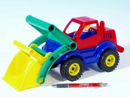 Auto nakladač aktivní plast 27cm od 24 měsíců - Rock David