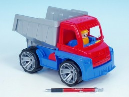 Auto Truxx sklápěč plast 27cm od 24 měsíců - Rock David