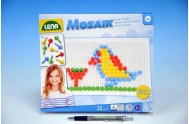 Mozaika klobouček 1cm hladký 100ks v krabici