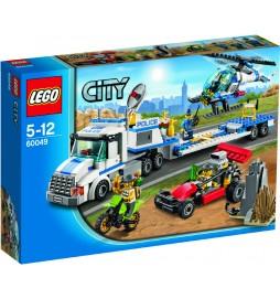 LEGO City Transportér helikoptéry