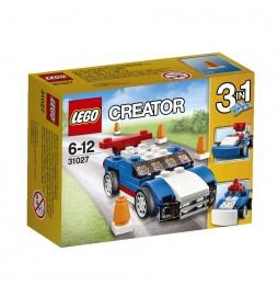 LEGO Creator Modrý závoďák