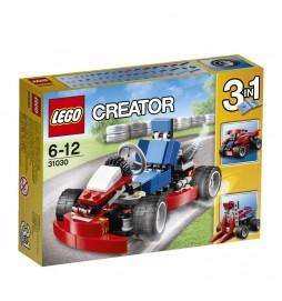 LEGO Creator Červená motokára